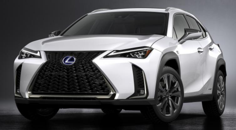 2019 Lexus RX Hybrid design