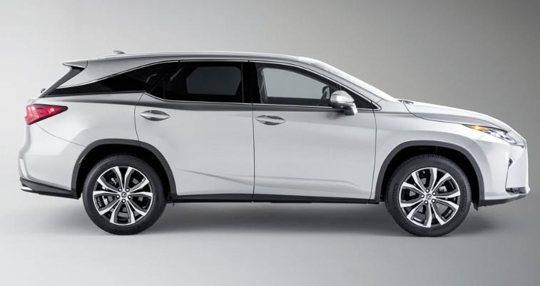 2019 Lexus RX L SUV redesign