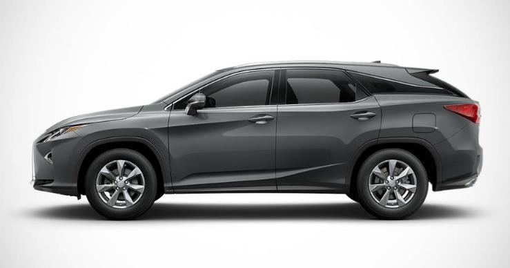 2019 Lexus RX Luxury Crossover redesign
