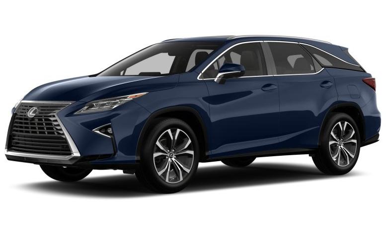 2019 Lexus RX Luxury Crossover news