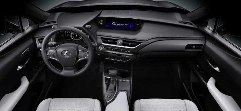 2019 Lexus UX Crossover news