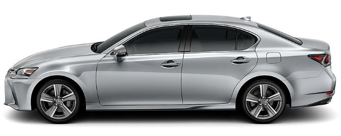 2019 Lexus GS 350 release