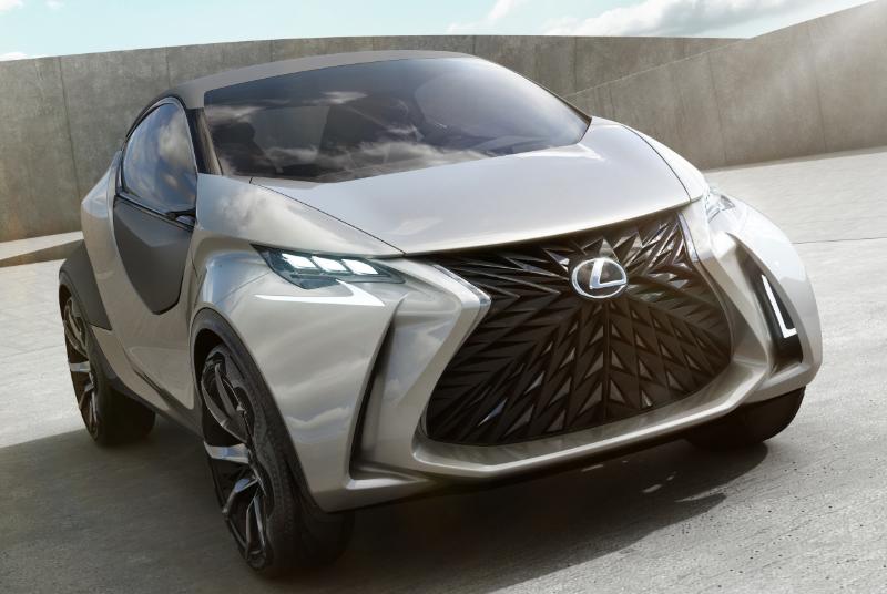 2020 Lexus LF-SA news