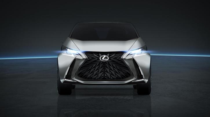 2020 Lexus LF-SA release date