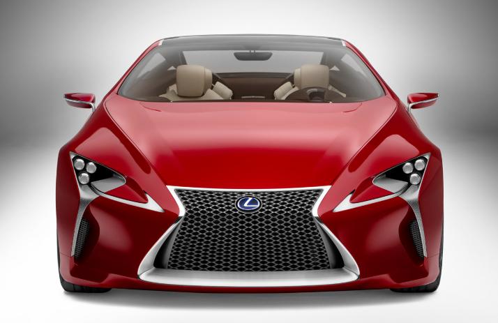 2020 Lexus LF-LC