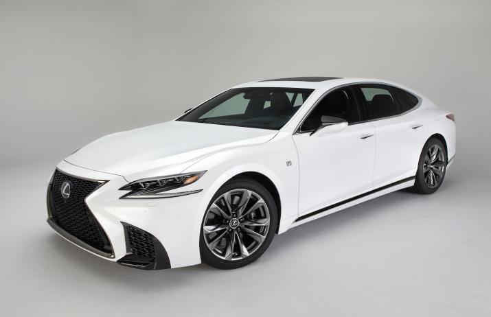 2019 Lexus LS 500 F-Sport