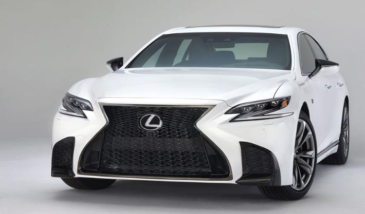 2018 Lexus LS600h F Sport Colors, Release Date, Redesign, Price