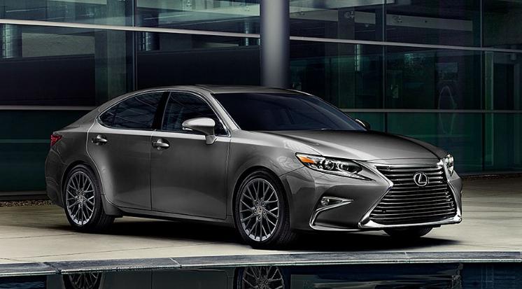 2019 Lexus ES 0-60 release date