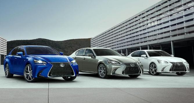 2019 Lexus ES MSRP design