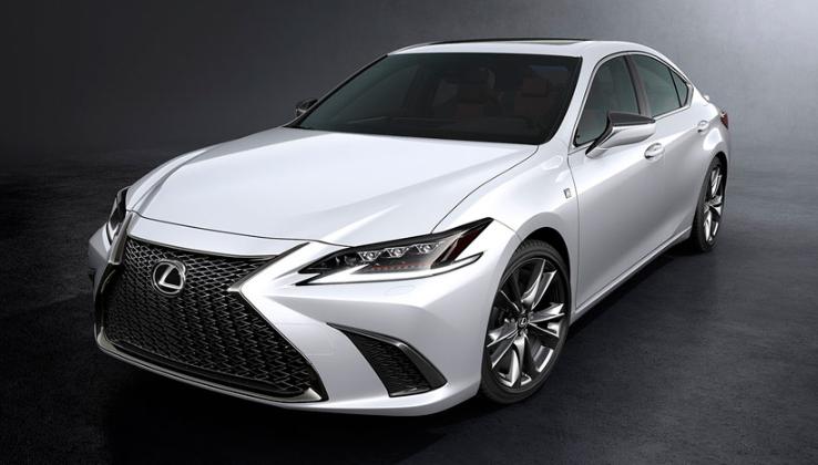 2019 Lexus ES Sedan news