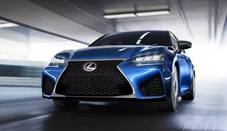 2019 Lexus GS 350 F Sport design