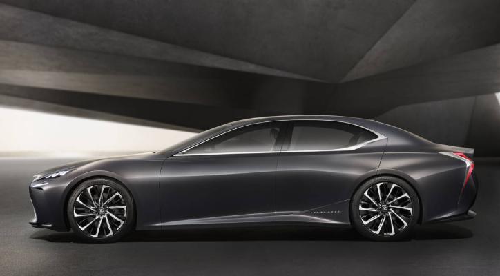 2019 Lexus LF-FC Hydrogen Fuel Cell