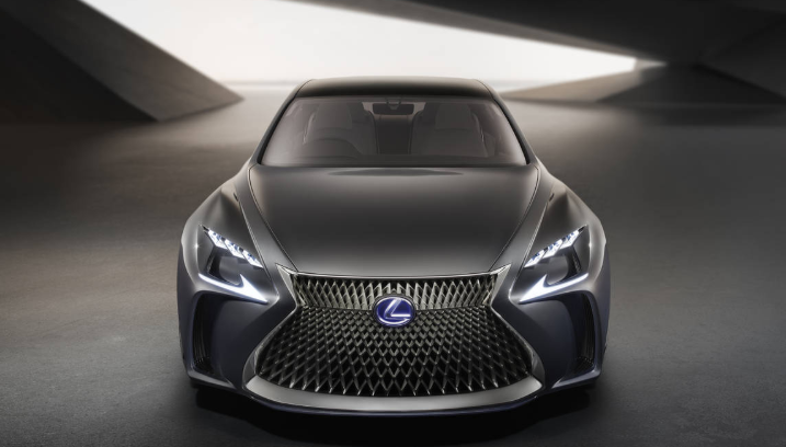 2019 Lexus LF-FC Hydrogen Fuel Cell new
