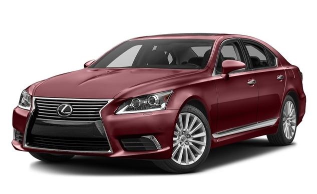 2019 Lexus LS 460 Hybrid design