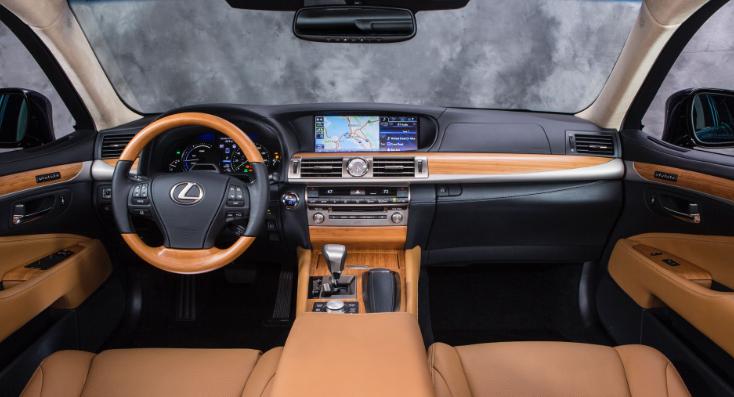 2019 Lexus LS 600h