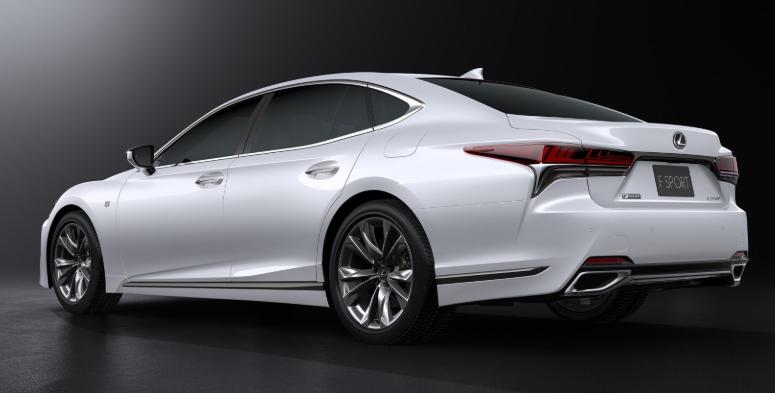2019 Lexus LS V6