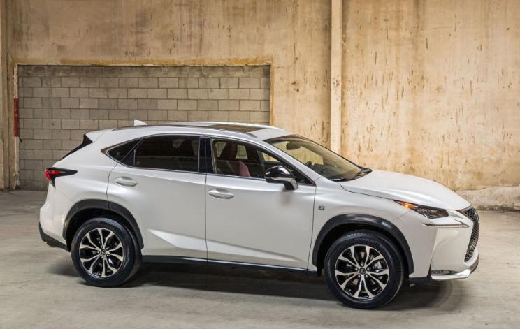 2019 Lexus NX AWD