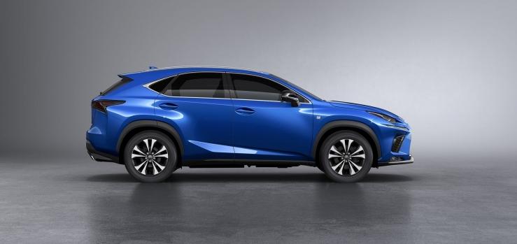 2019 Lexus NX Hybrid Facelift news