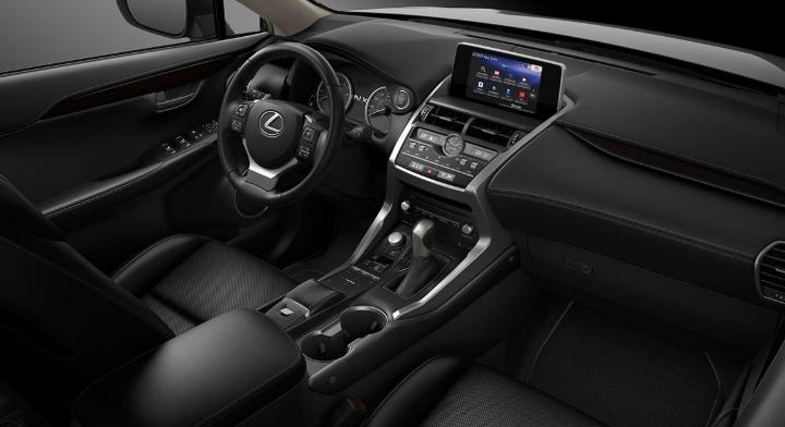 2019 Lexus NX MSRP new