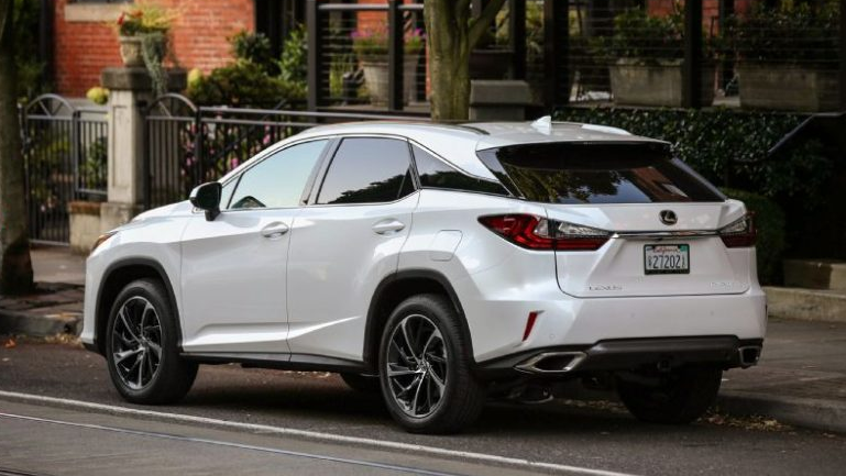 2019 Lexus RX 350 Executive new