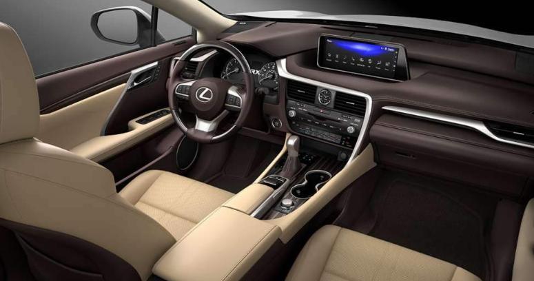 2019 Lexus RX 350 Hybrid news