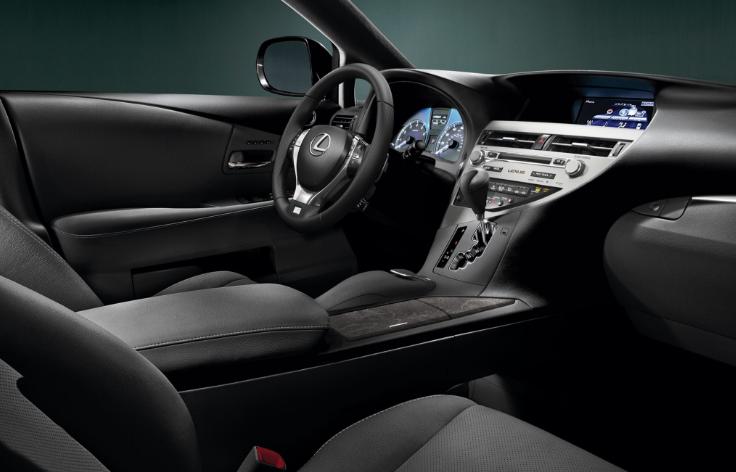 2019 Lexus RX 350 MSRP news