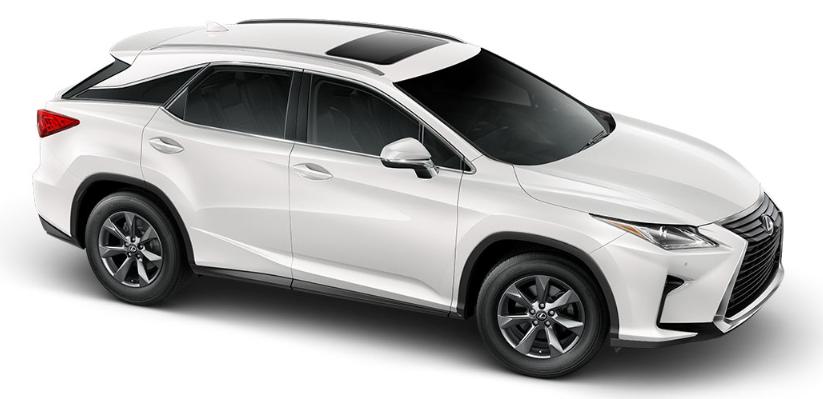 2019 Lexus RX 350 Premium design