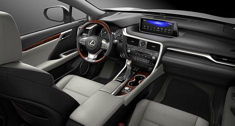 2019 Lexus RX 350 Premium news