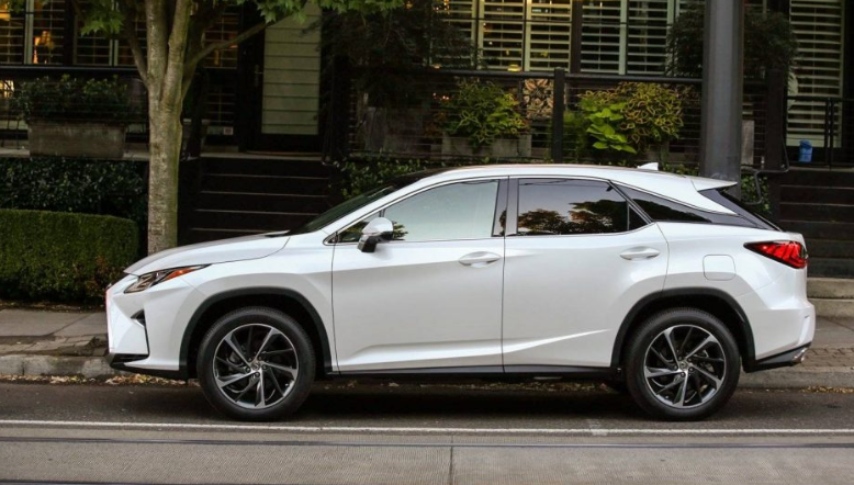 2019 Lexus RX 350 Sport redesign