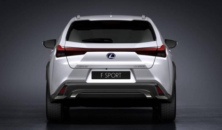 2019 Lexus UX 200t F-Sport release date