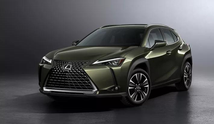 2019 Lexus UX Sport Crossovers design