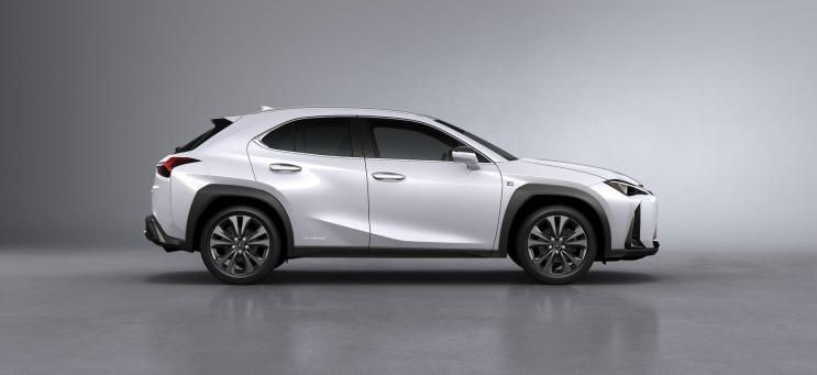 2019 Lexus UX Sport Crossovers news