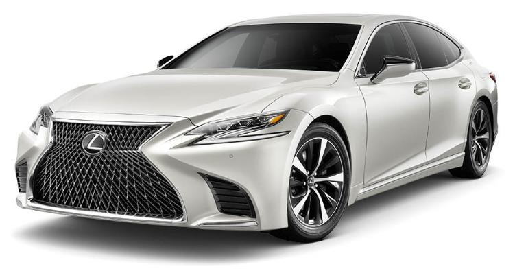 2019 Lexus LS 0-60 redesign