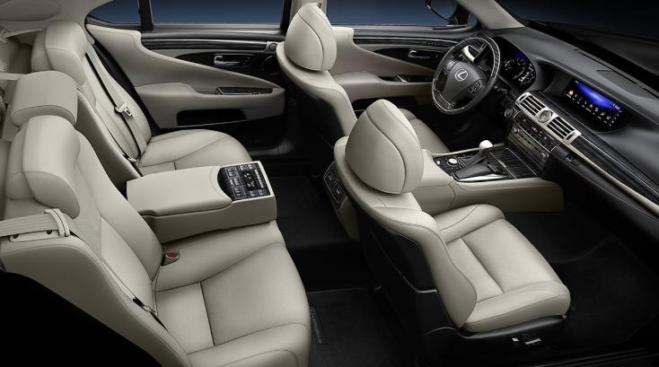 2019 Lexus LX Towing Capacity