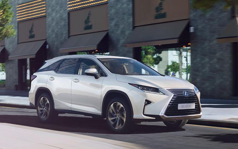 2019 Lexus RX 450h-L Hybrid SUV release date