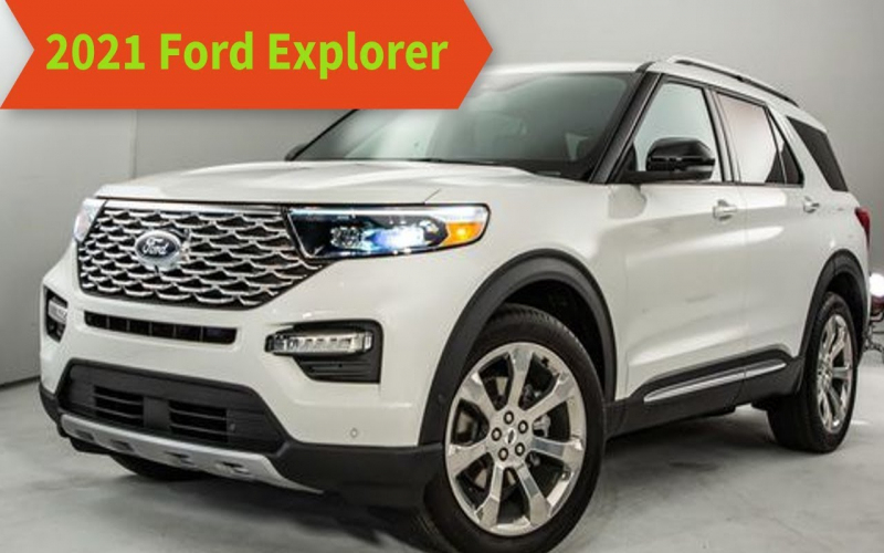 2021 Ford Explorer XLT Changes, Interior, Concept, Engine ...