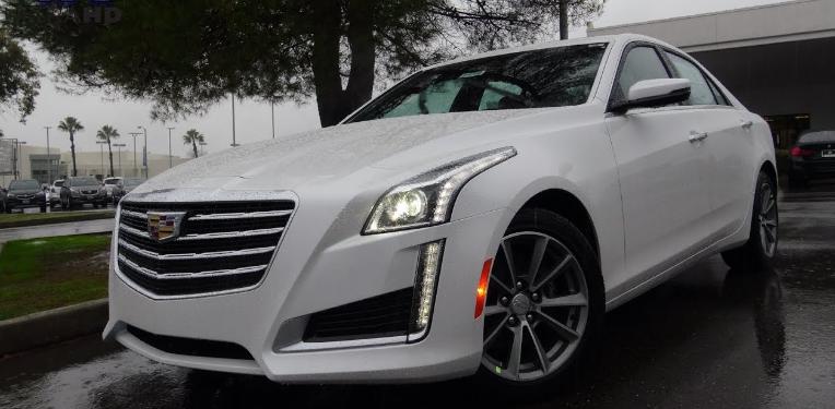 2019 Cadillac CTS 2.0l Turbo Base