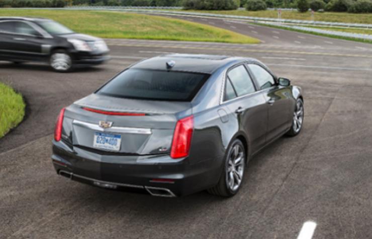 2019 Cadillac CTS 4