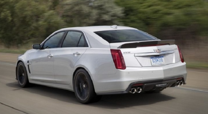 2019 Cadillac CTS Coupe