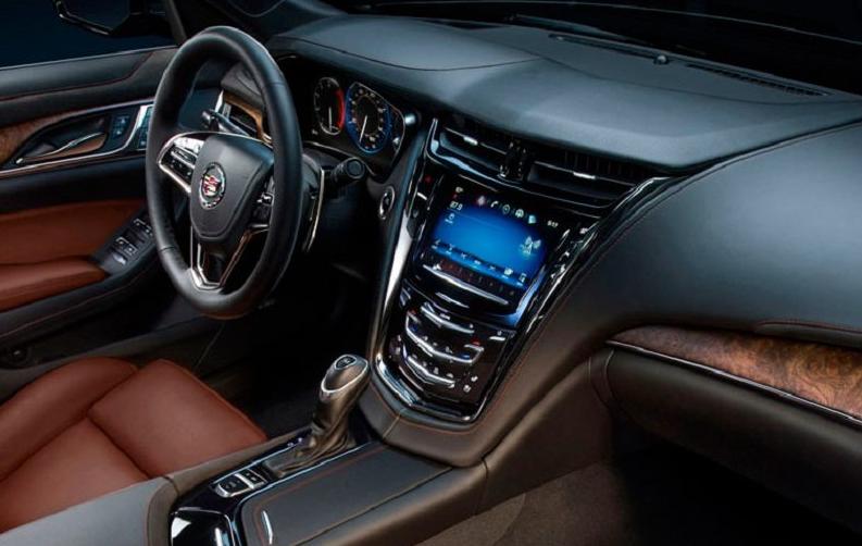 2019 Cadillac CTS V Coupe