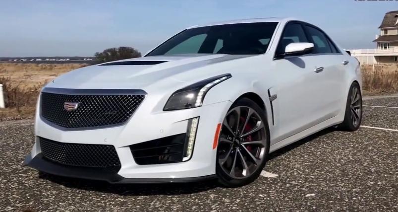 2019 Cadillac CTS V
