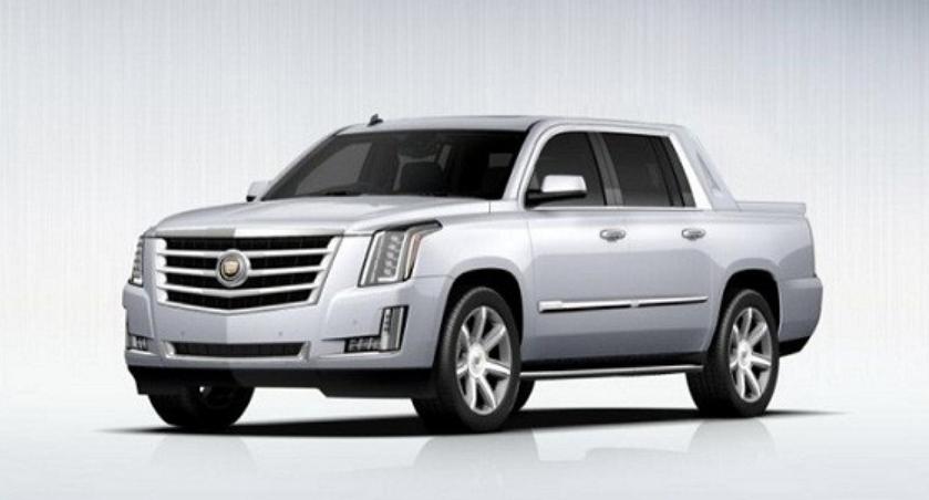 2019 Cadillac Escalade Pickup