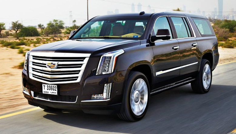 2019 Cadillac Escalade Towing Capacity