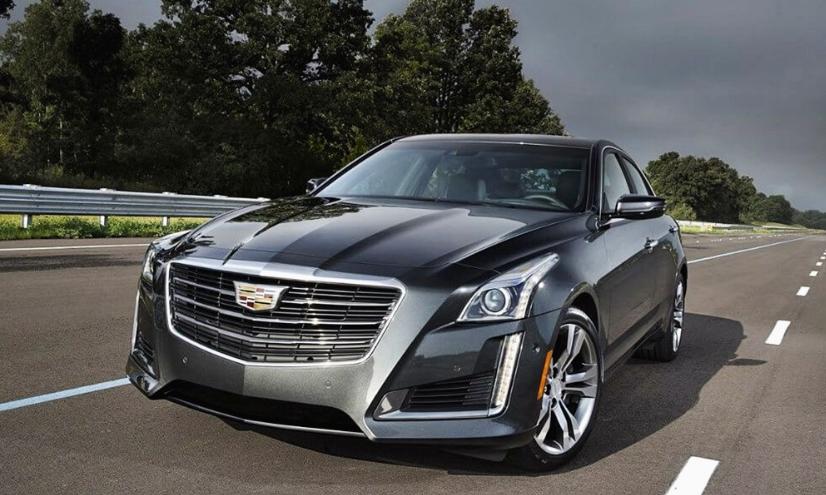 2020 Cadillac CT8