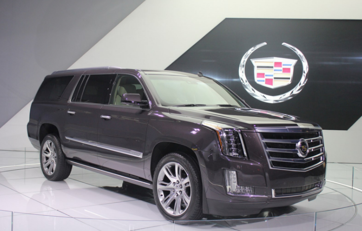 2020 Cadillac Escalade EXT