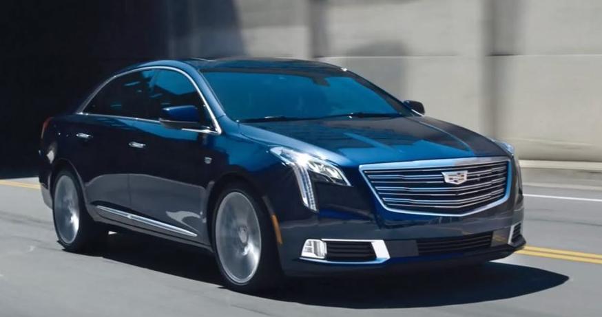 2020 Cadillac XTS SUV