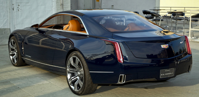 2021 Cadillac Eldorado Convertible New