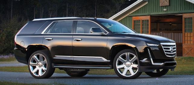 2021 Cadillac Escalade New
