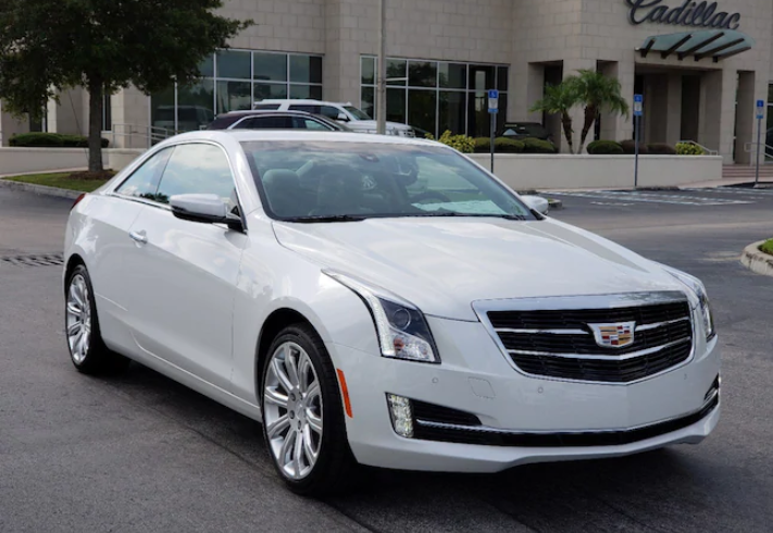 2019 Cadillac ATS 2.0L Turbo Luxury