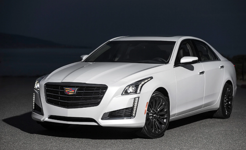 2019 Cadillac ATS 2.0L Turbo